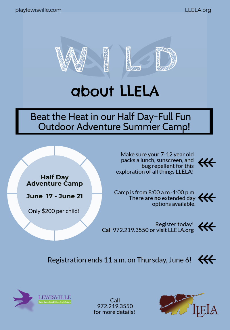 Summer Camp flyer week 2